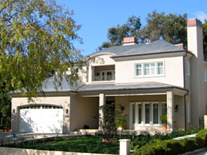 Slate roofing and copper work in West Los Angeles